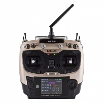 RadioLink AT9S with R9DS receiver 10-channel digital transmitter