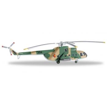 1/200 NVA - Luftstreitkräfte/Luftverteidigung (LSK/LV) Mil Mi-8T Herpa