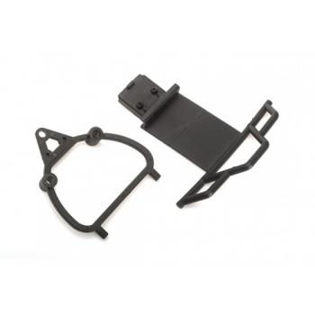 Front Bumper Plastics - S10 Twister MT