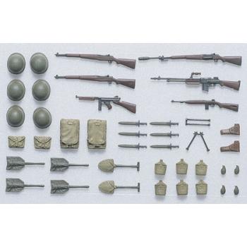 1/35  U.S. Infantry Equipment Set