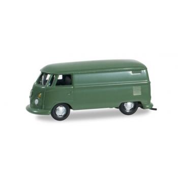 1/87 VW T1 van, reed green HERPA