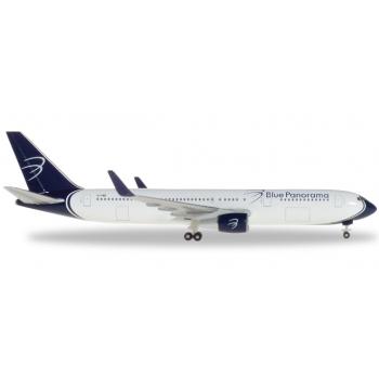 """1/500 Blue Panorama Boeing 767-300 """"città di Milano"""""""