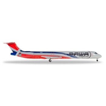 1/500 PAWA Dominicana McDonnell Douglas MD-83