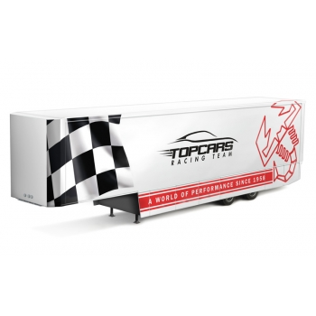 1/24 ITALERI RACING TRAILER