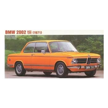 1/24 HASEGAWA BMW 2002 tii