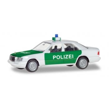 "1/87 Mercedes-Benz E-Class ""Police"" Herpa"