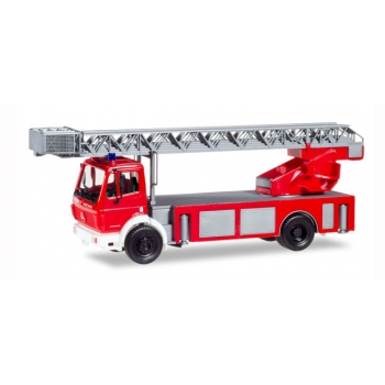 "1/87 Mercedes-Benz SK 88 turnable ladder ""fire department"" Herpa"