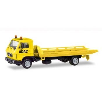 "1/87 MAN G 90 wrecker with platform""ADAC"" Herpa"