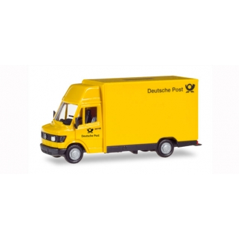 "1/87 Mercedes-Benz 207D Kögel ""Deutsche Post"" Herpa"