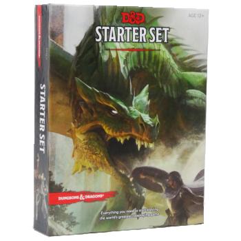 Dungeons & Dragons (D&D) - Starter Set