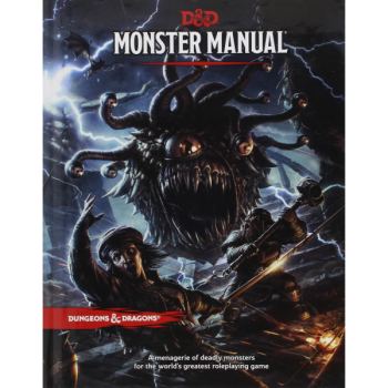 Dungeons & Dragons (D&D) - Monster Manual