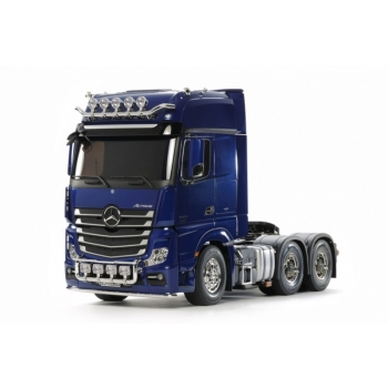 Tamiya 1/14 RC Mercedes-Benz Actros 3363 ( Pre-P.Pearl Blue)