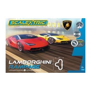 Scalextric Lamborghini Rampage Set