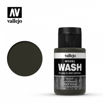 Model Wash Dark Grey 35ml