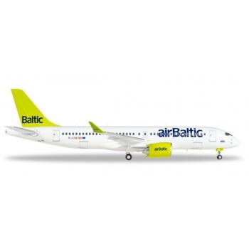 1/200 AirBaltic Bombardier CS300 - YL-CSB
