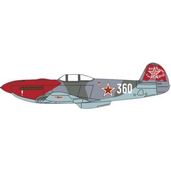 1/72 Yak-3 – Anton Dmitrievich Yakimenko, 150th Guards Regiment, 1945 Oxford Aviation