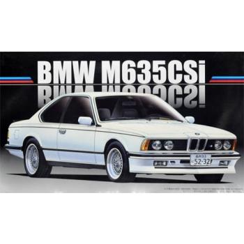 1/24 FUJIMI BMW M635Csi