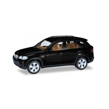 1/87 BMW X5™, black metallic Herpa