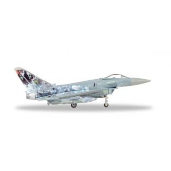 "1/200 Luftwaffe Eurofighter Typhoon - TaktLwG 74 ""Bavarian Tigers - Cyber Tiger"""