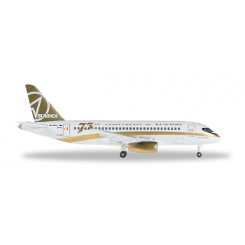 "1/500 Center South Airlines Sukhoi Superjet 100 ""Sukhoi 75th Anniversary"""