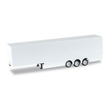 1/87  Schmitz box trailer with paneling Herpa