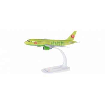 1/200 S7 Airlines Airbus A319 - VP-BHQ Snap-Fit