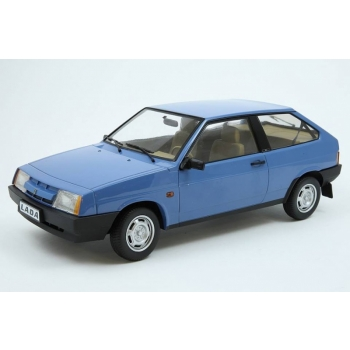 1/18 Lada 2108 Samara, 1985a /sinine, pruun interjöör/