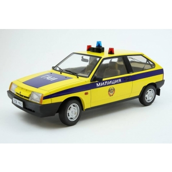 1/18 Lada 2108 Samara, 1985a GAI / Riiklik Autoinspektsioon