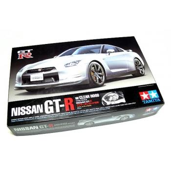 1/24 TAMIYA Nissan Gt-R Clear Hood