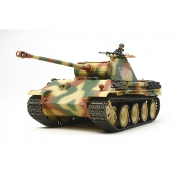 1/35 TAMIYA Ger Panther Ausf.G Early Prod. W/Single Motor