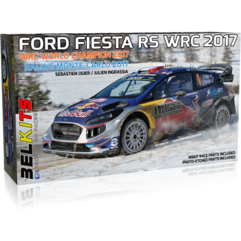 1/24 Ford Fiesta RS WRC 2017 BELKITS