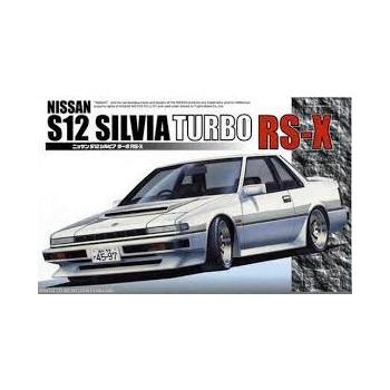 1/24 Nissan Silvia S12 Fujimi