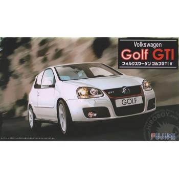 1/24 Volkswagen Golf V Gti Fuijimi