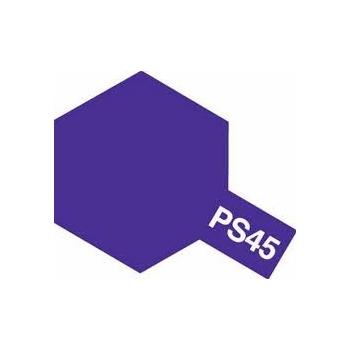 Tamiya PS-45 Translucent Purple lexan spray