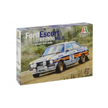 1/24 ITALERI Ford Escort RS1800 MK.II
