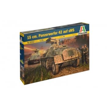 1/35 ITALERI 15 cm. Panzerwerfer 42 auf sWS