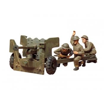 1/35 TAMIYA British 6-Pound Gun