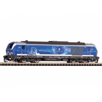 1/120 TT Diesellok BR 247 Vectron InfraLeuna