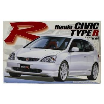 1/24 Honda Civic Type R (LA-EP3), Fujimi