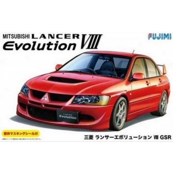 1/24 Mitsubishi Lancer Evolution VIII GSR Fujimi