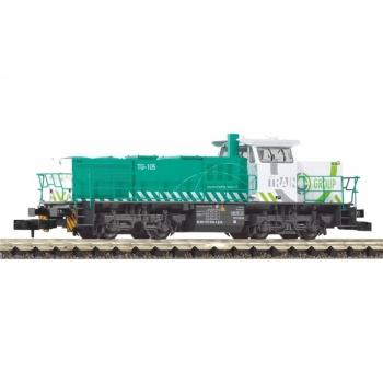1/160 N Diiselvedru N G1206 TG 105 Diesel Train Group VI