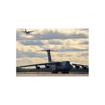 1/500 USAF Lockheed C-5M Super Galaxy – 337th Airlift Squadron, 439th Airlift Wing, Westover Air Reserve Base