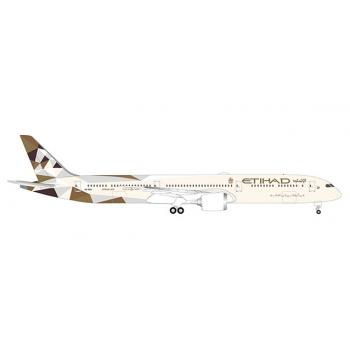 1/500 Etihad Airways Boeing 787-10 Dreamliner