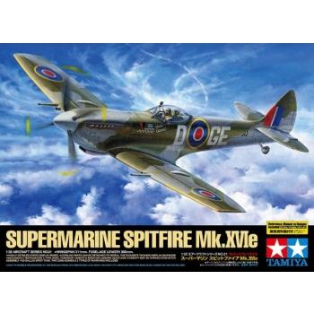 1/32 Supermarine Spitfire Mk.XVIe Tamiya