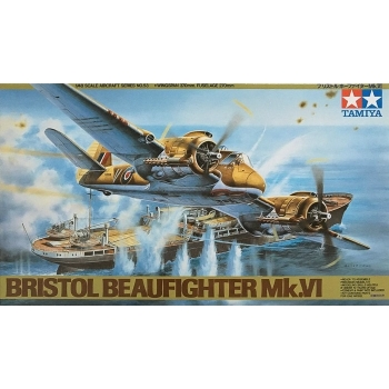 1/48 Bristol Beaufighter Mk.VI Tamiya
