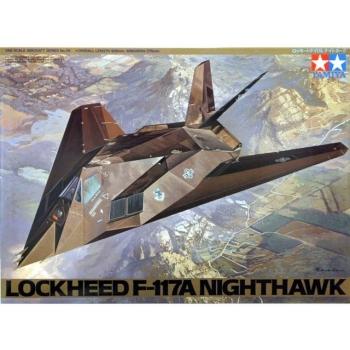 1/48 Lockheed F-117A Nighthawk Tamiya