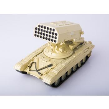 1/43 T-72 TOS1 Nashi Tanki