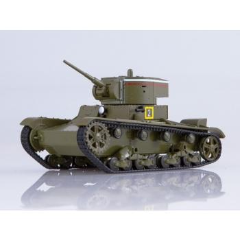 1/43 T-26 Nashi Tanki