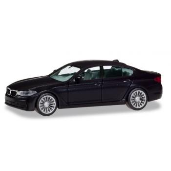 1/87 BMW 5™ Limousine, black Hepra