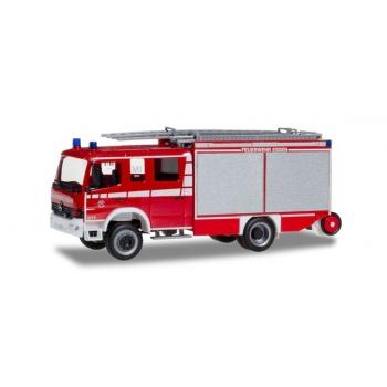 """1/87 Mercedes-Benz Atego HLF """"Voluntary fire brigade Essen Mitte"""" Herpa"""